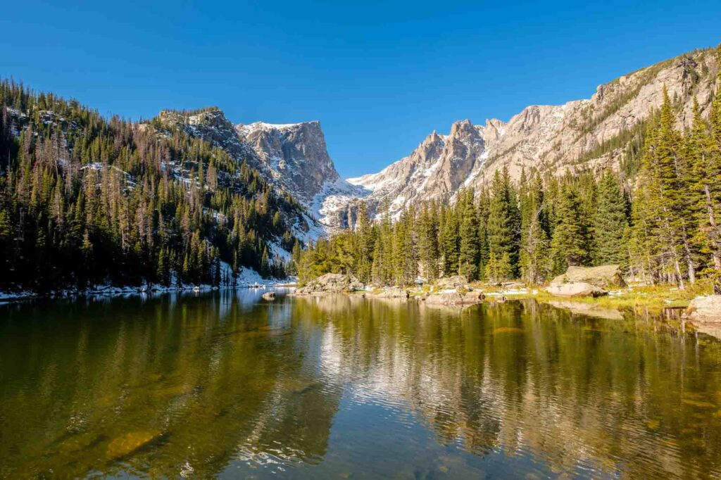 Boulder, Colorado is one of the best spring break destinations in the US
