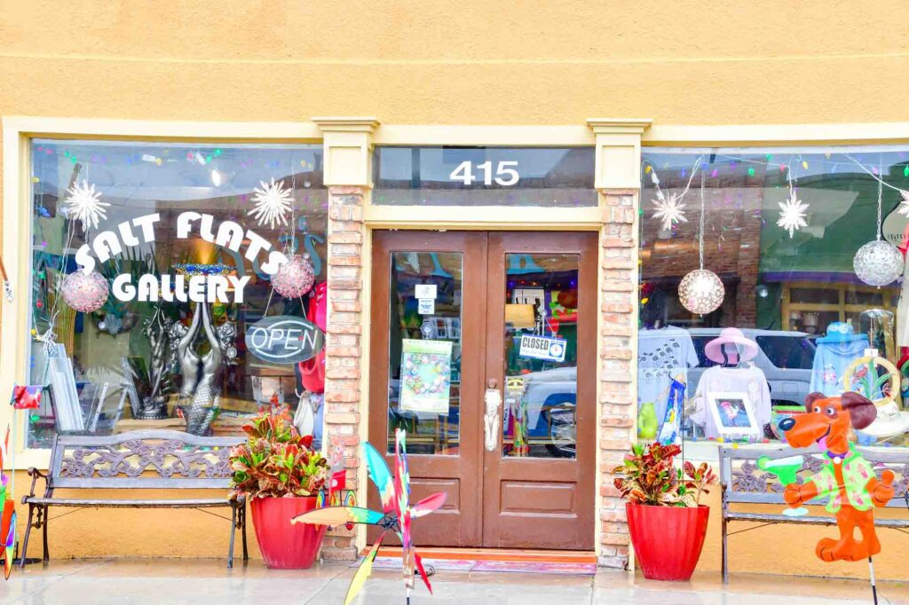 Exploring Rockport Cultural Arts District is one of the fun things to do in Rockport TX