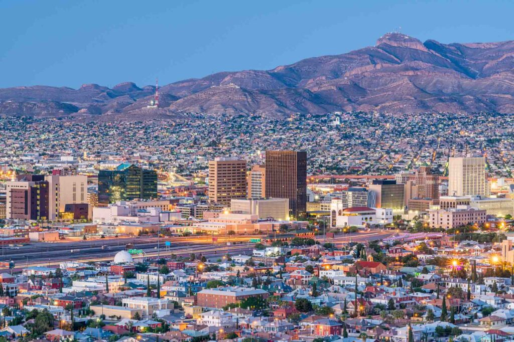 El Paso is one of the best road trips from Dallas