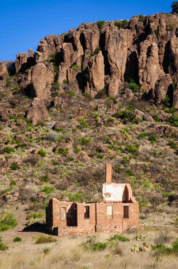 Fort Davis is one of the best national parks in Texas