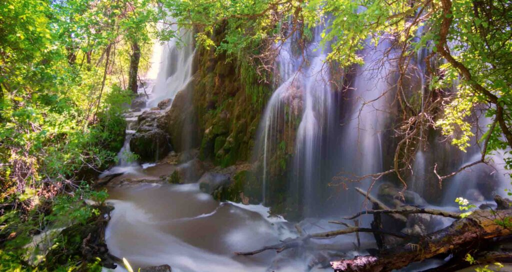 Colorado Bend State Park is one of the best road trips from Dallas