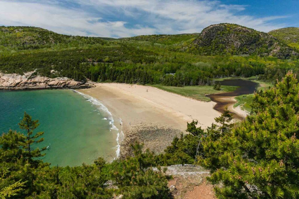 Great Head Trail is one of the best hikes in Acadia National Park