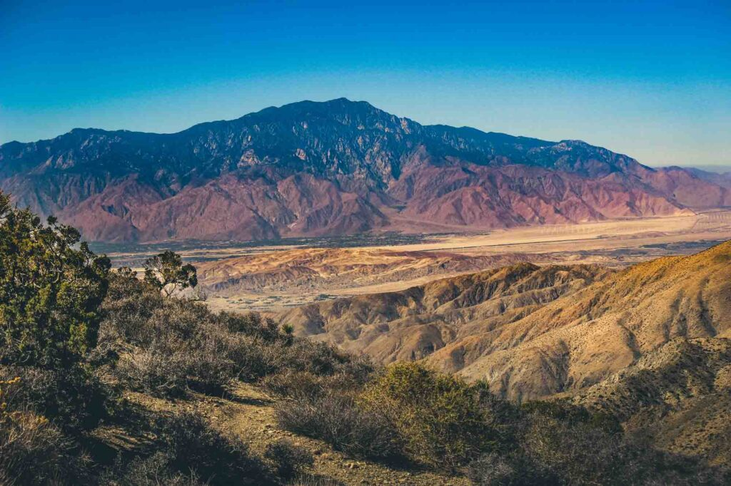 Keys View is one of the best hikes in Joshua Tree National Park
