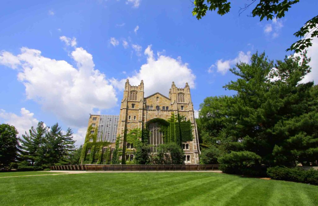 Ann Arbor, Michigan is one of the best spring break destinations in the US