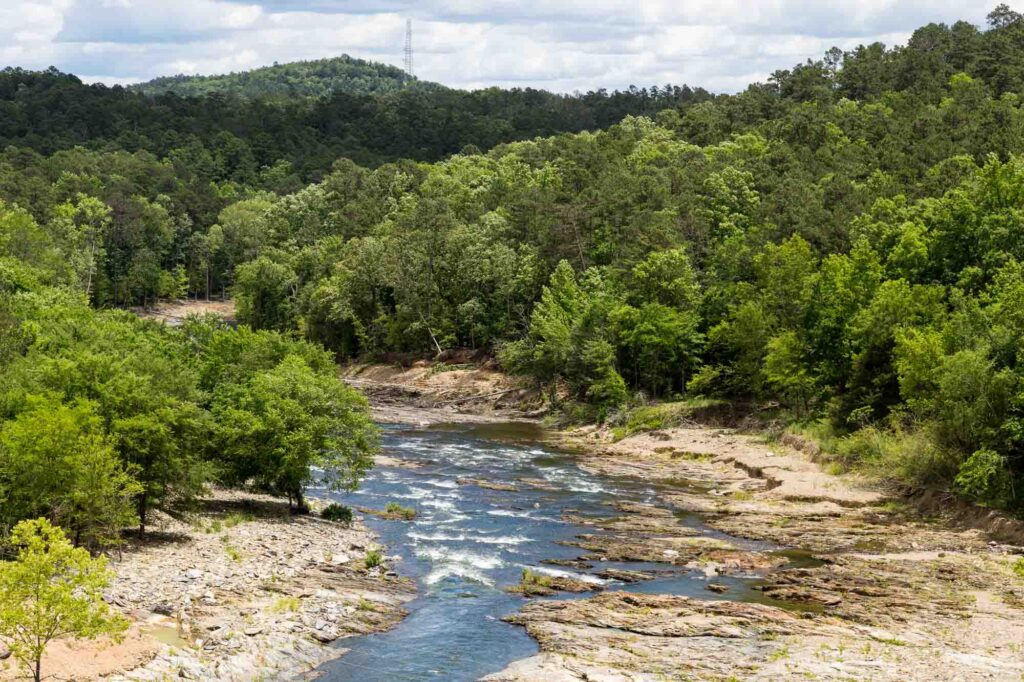 Beavers Bend is one of the best weekend road trips from Dallas