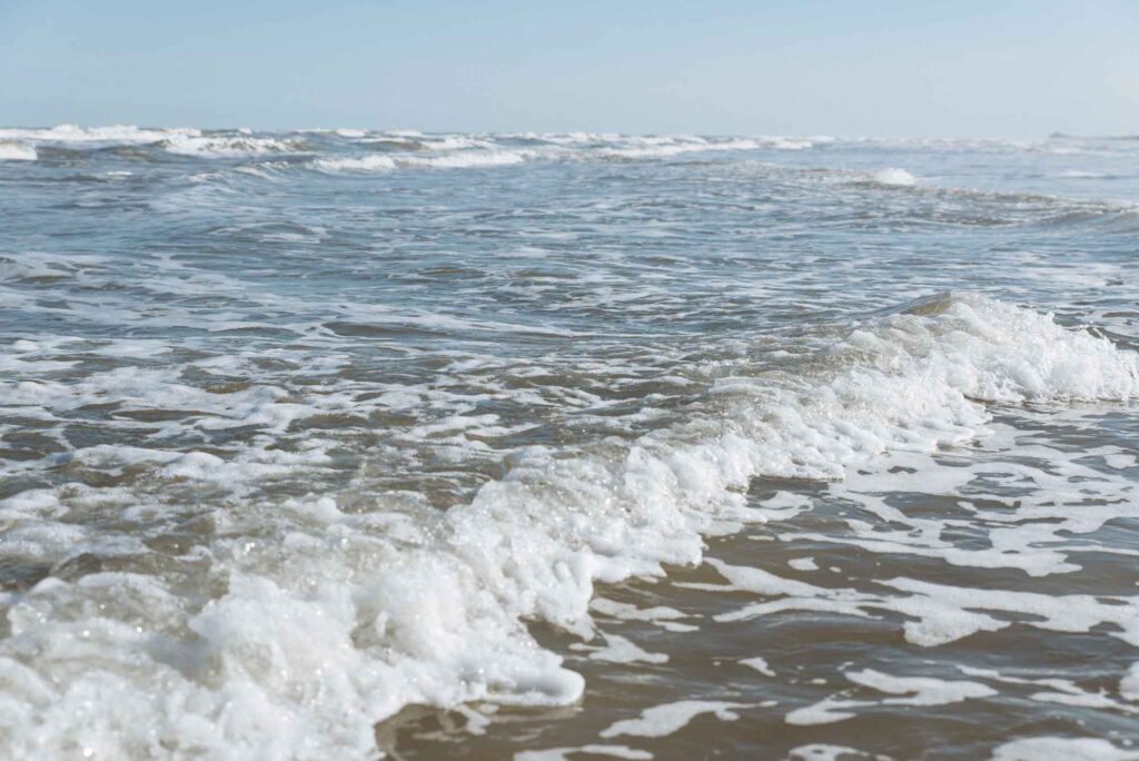 Enjoying the outdoors at Mustang Island State Park is one of the fun things to do in Corpus Christi, TX