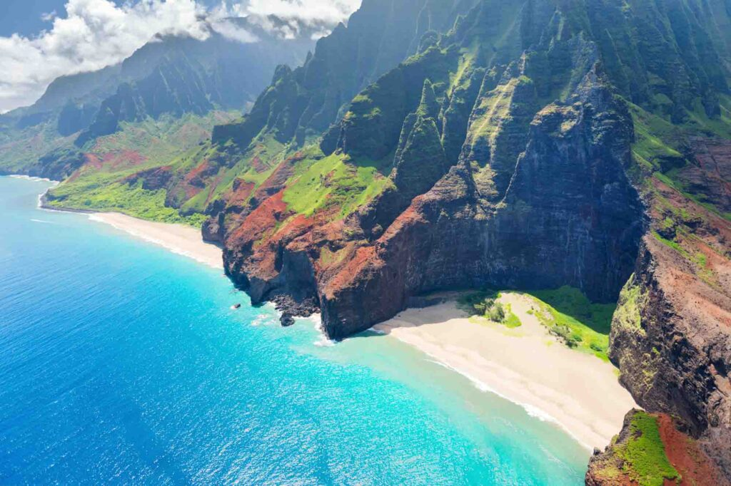 Kauai, Hawaii is one of the best spring break destinations in the US