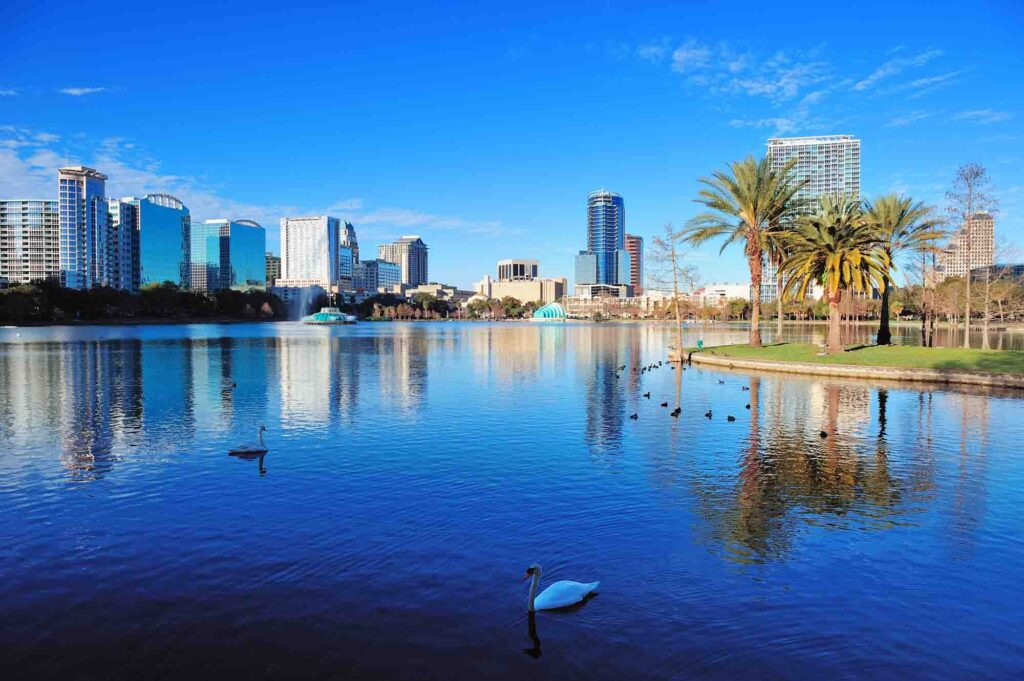 Orlando, Florida is one of the best spring break destinations in the US