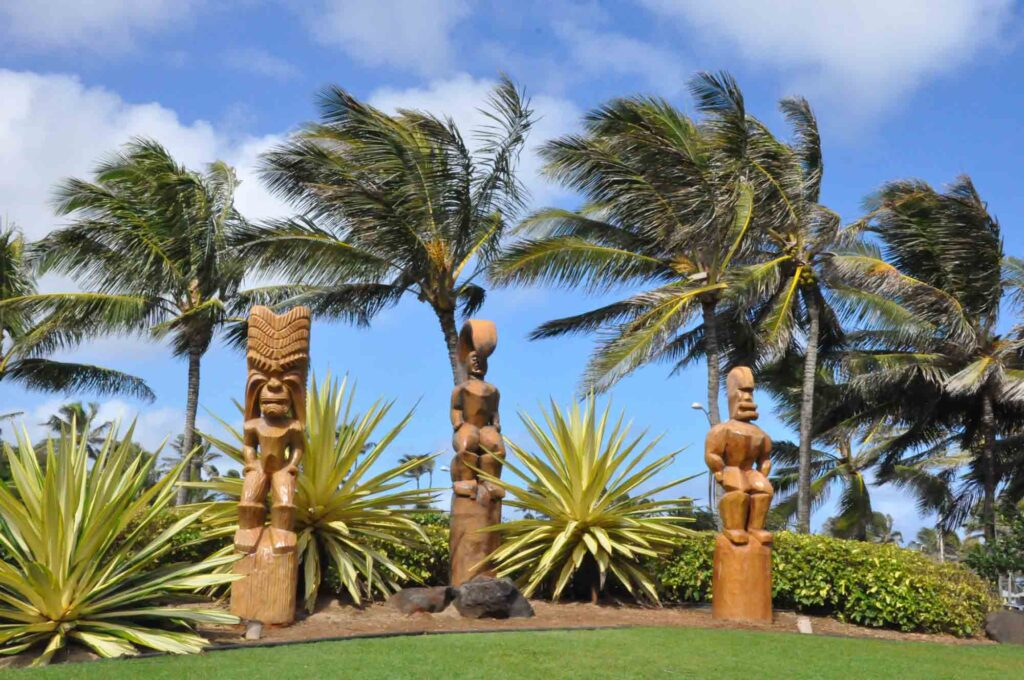 Visiting the Polynesian Cultural Center is one of the things to do in Oahu in 3 days