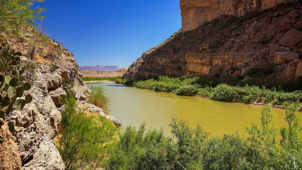 Rio Grande Wild and Scenic River is one of the best national parks in Texas