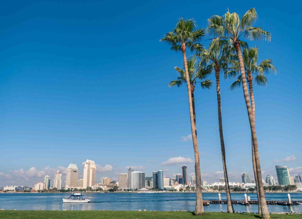 San Diego One day itinerary