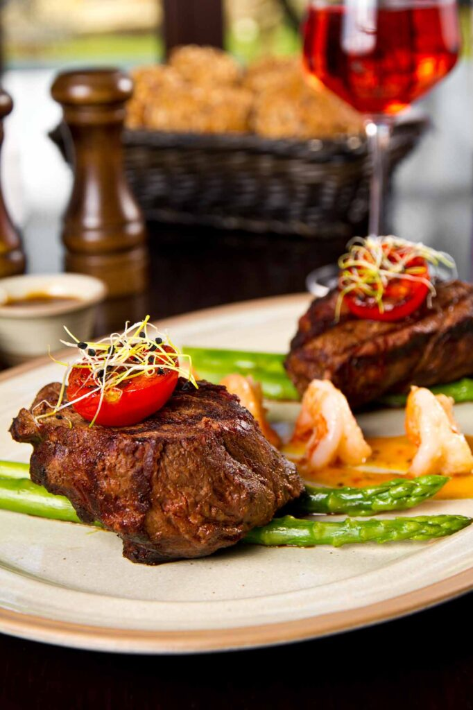 Café Pacific is one of the romantic restaurants in Dallas