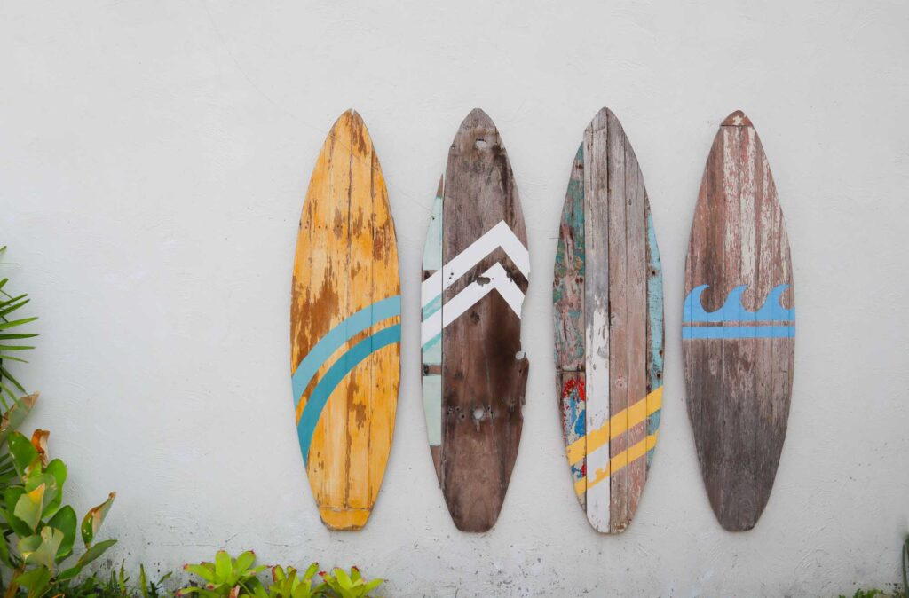 Visiting the Texas Surf Museum is one of the things to do in Corpus Christi, TX