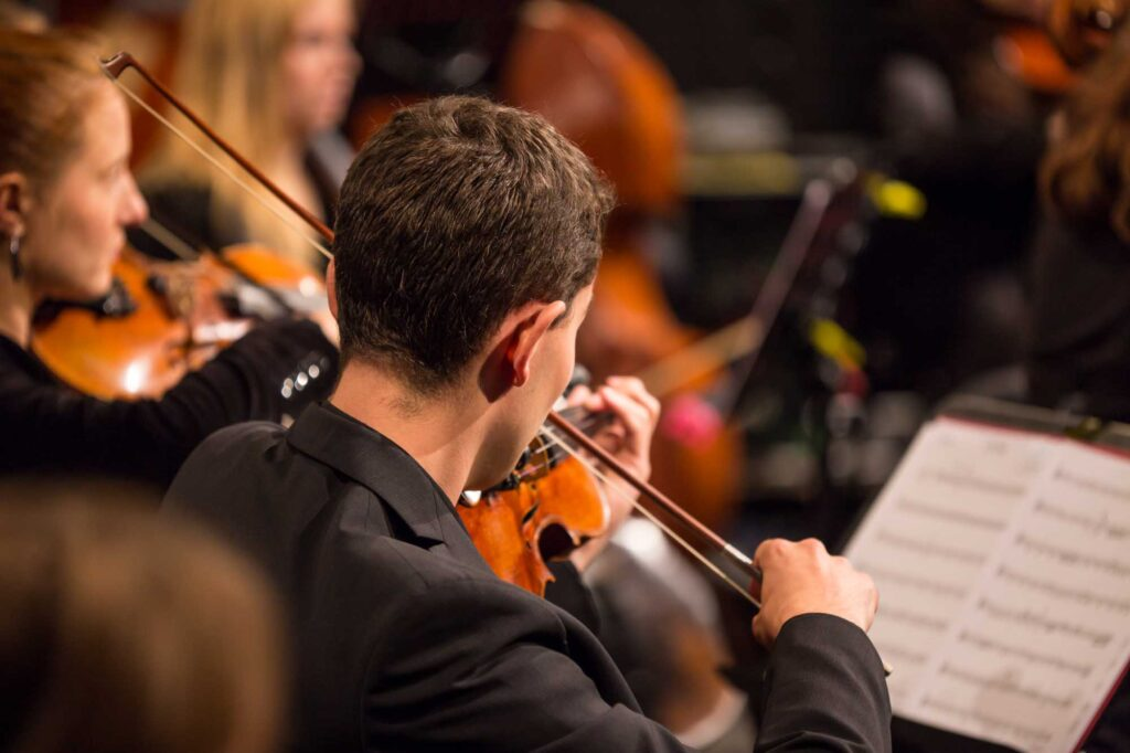 Attending a show at the Boston Symphony Orchestra is one of the romantic things to do in Boston