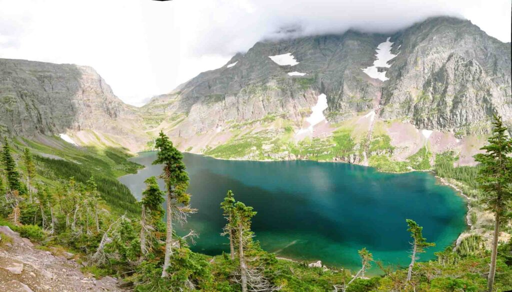 Sperry Chalet is one of the best hikes in Glacier National Park