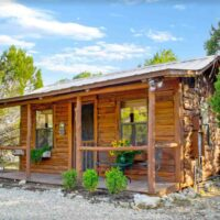This Private, Cozy, and Romantic Cabin is one of the best cabins in Wimberley, Texas