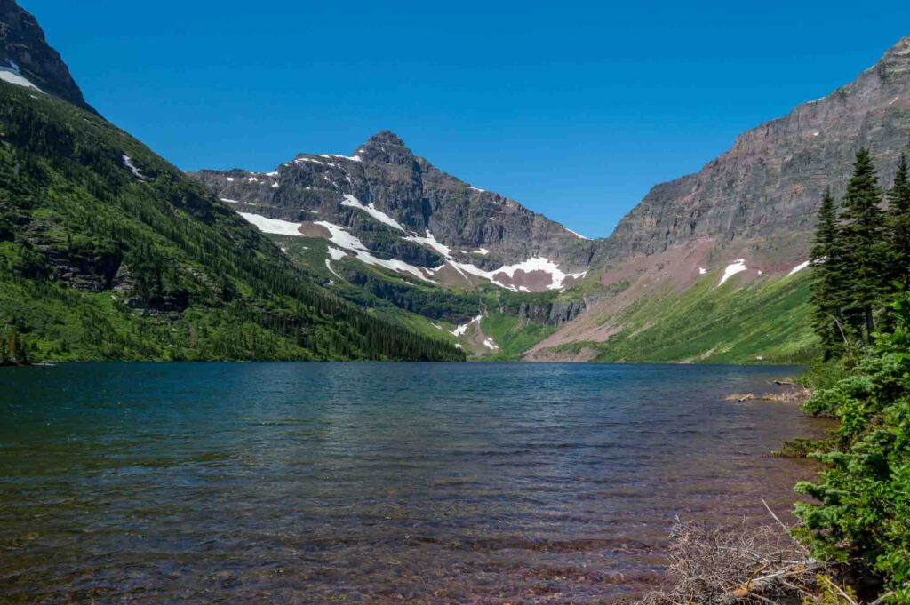 Paradise Point is one of the best hikes in Glacier National Park