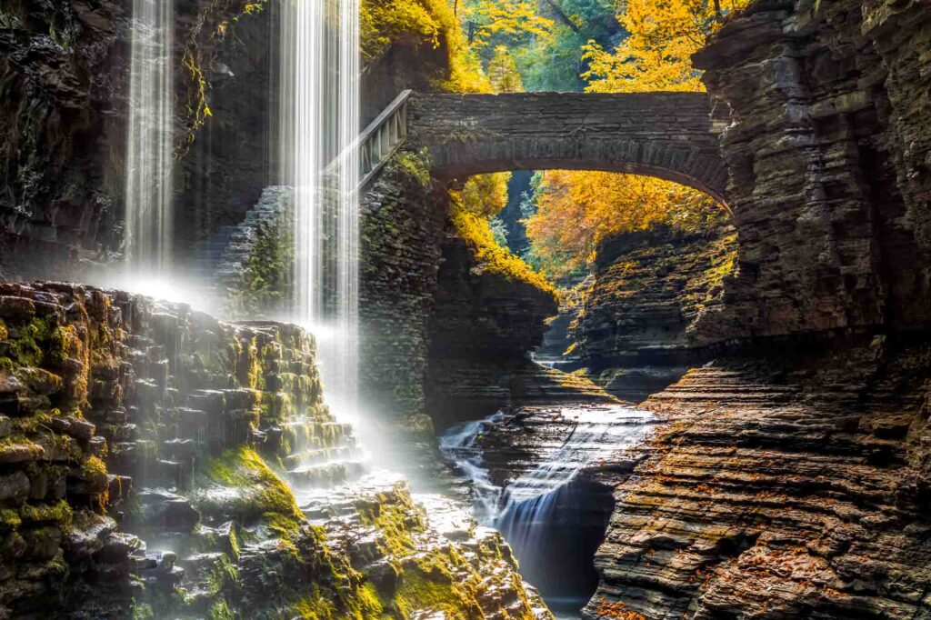 Finger Lakes Region, New York is one of the most romantic getaways in the United States for couples