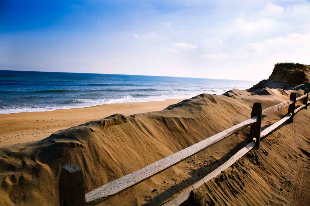 Wellfleet, Massachusetts is one of the most romantic getaways in the United States for couples