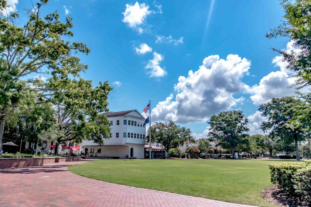 Beaufort, South Carolina is one of the most romantic getaways in the United States