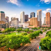 Wekeend in Houston itinerary