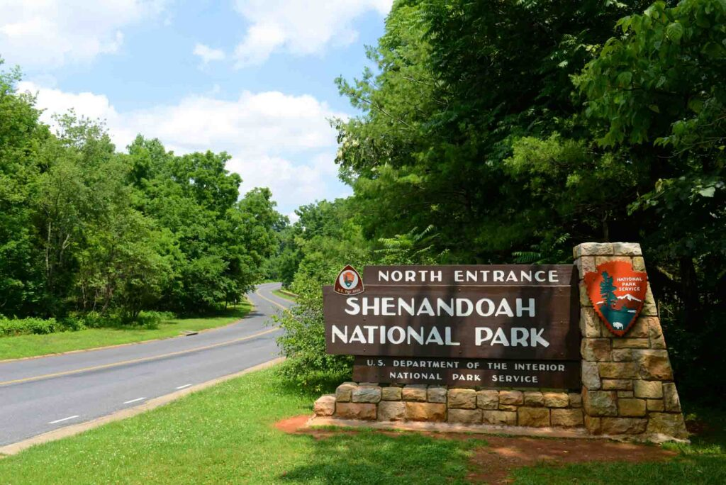 Shenandoah National Park, Virginia is one of the best summer vacations in the USA