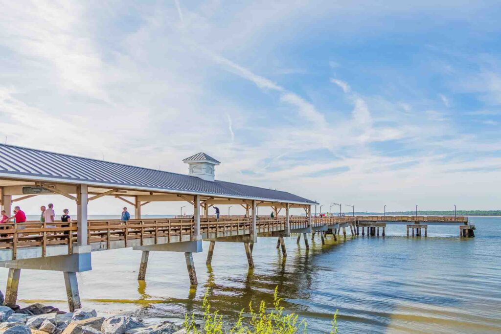 St Simons Island, Georgia is one of the most romantic getaways in the United States
