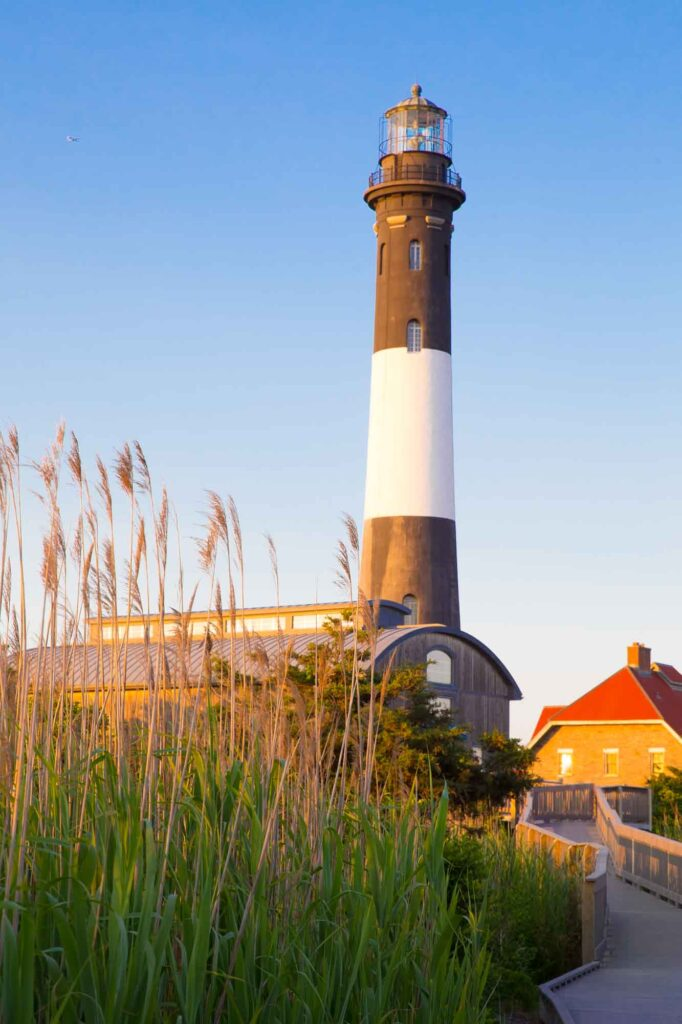 Fire Island, New York is one of the best summer vacations in the USA