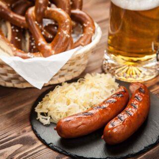 Altstadt Brewery is one of the best German restaurants in Fredericksburg, TX
