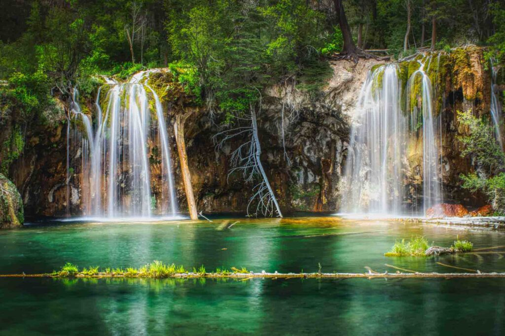 Glenwood Springs, Colorado is one of the day trips from Denver, Colorado