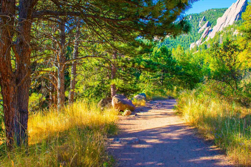 Boulder is one of the best day trips from Denver, Colorado