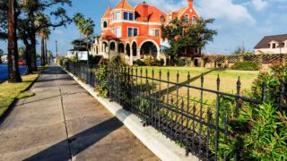 Exploring Moody Mansion is one of the fun things to do in Galveston, TX