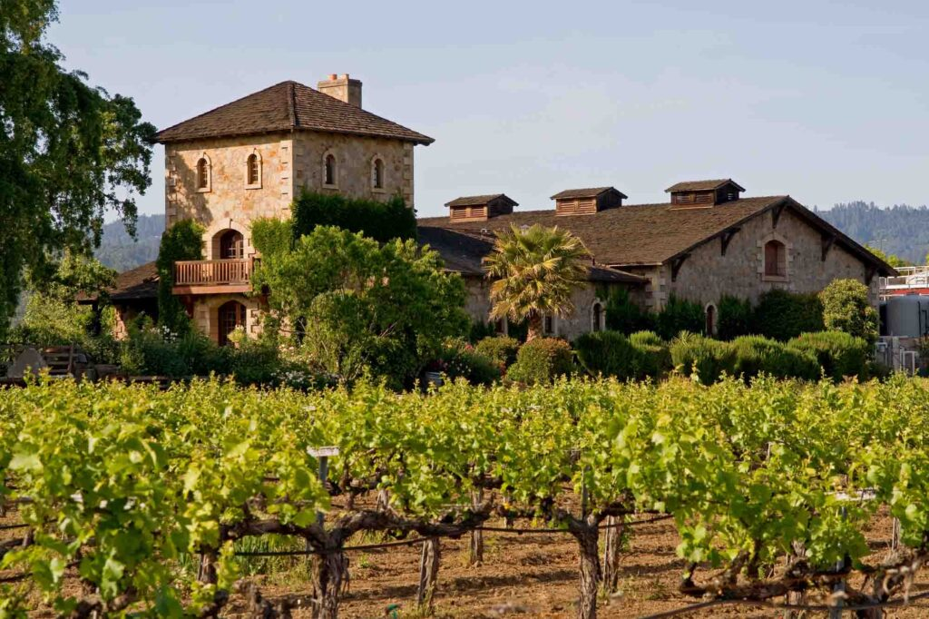 Napa Valley, California is one of the most romantic getaways in the United States for couples