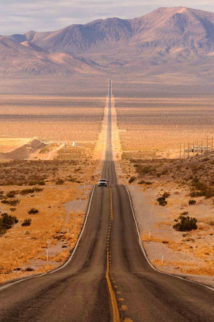 Death Valley National Park is one of the places to visit in the US