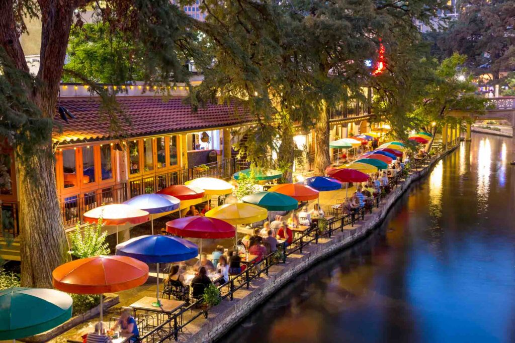 San Antonio is one of the places to add to your  USA bucket list