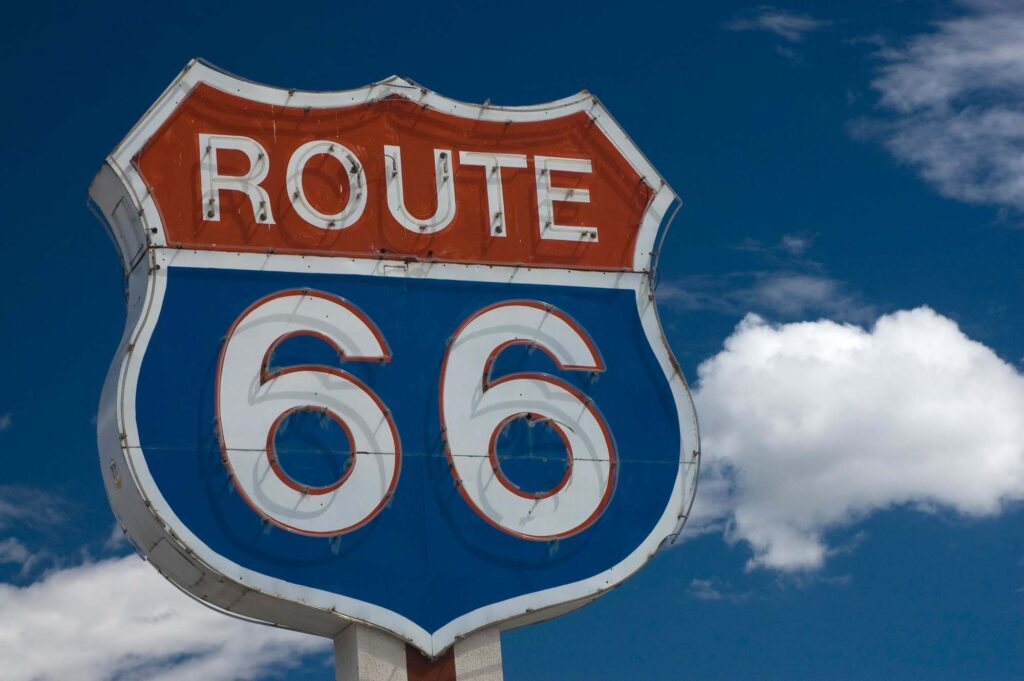 Route 66 is one of the best US destinations