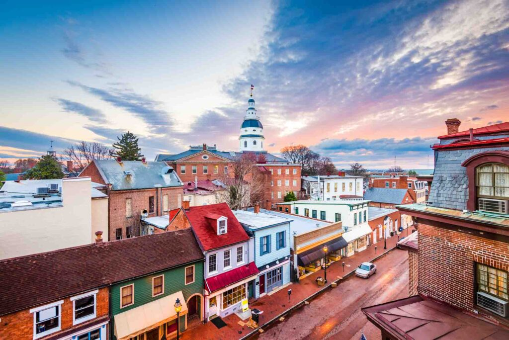 Annapolis is one of the best places to visit in the US