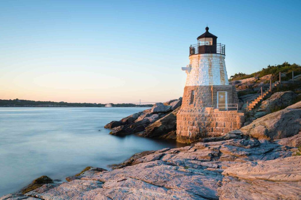 Newport is one of the cool USA bucket list destinations