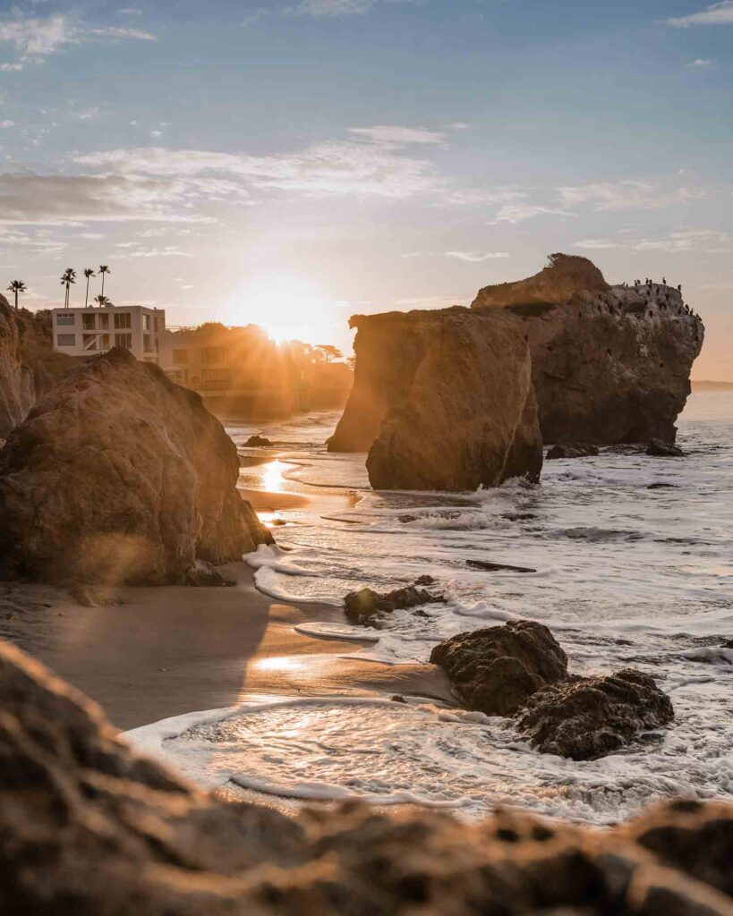 El Matador Beach is one of the best places to visit in the US