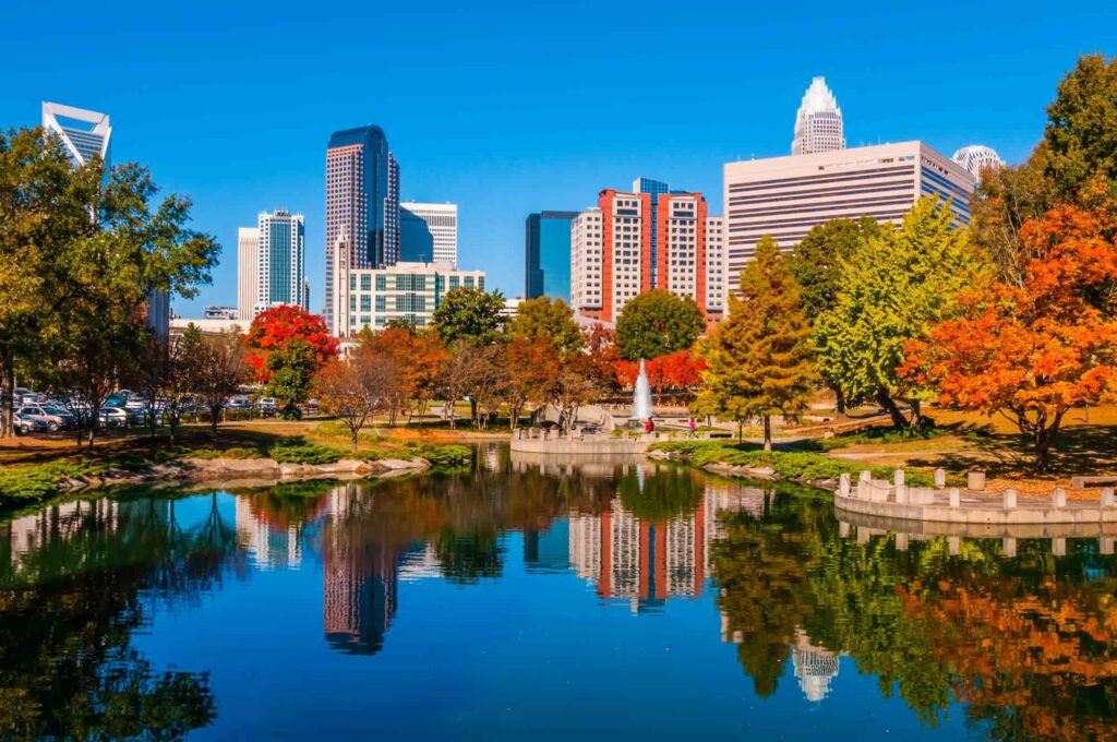 Charlotte is one of the best places to visit in the US