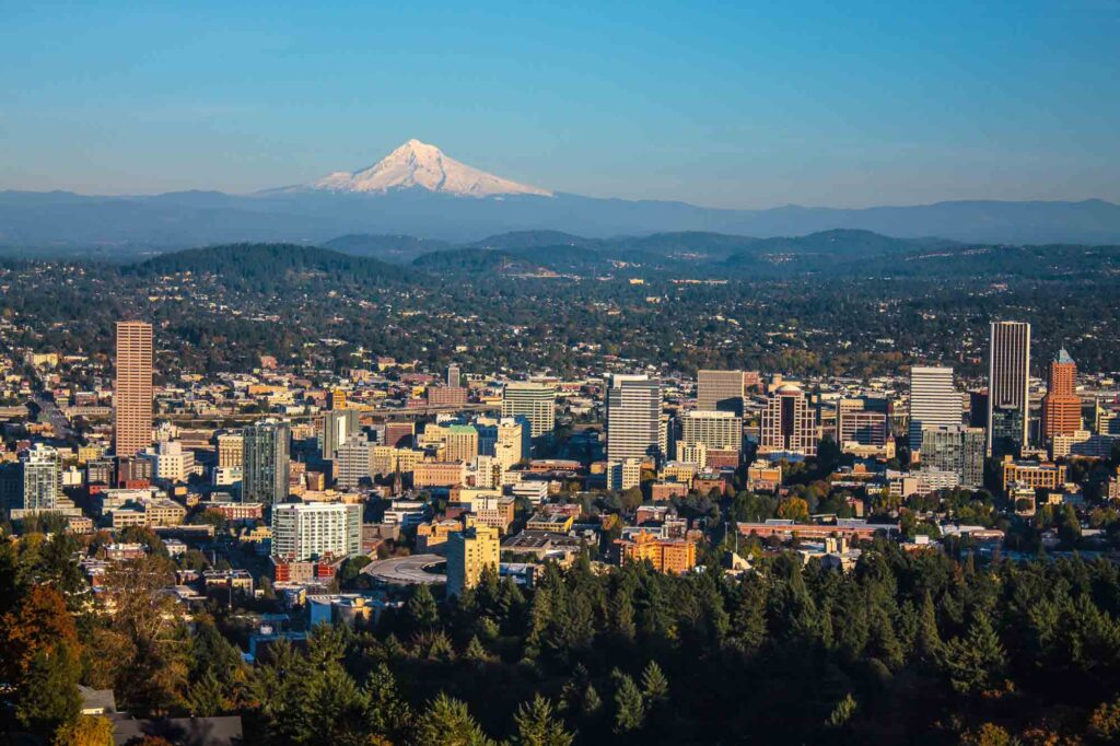 Portland is one of the best places to visit in the US