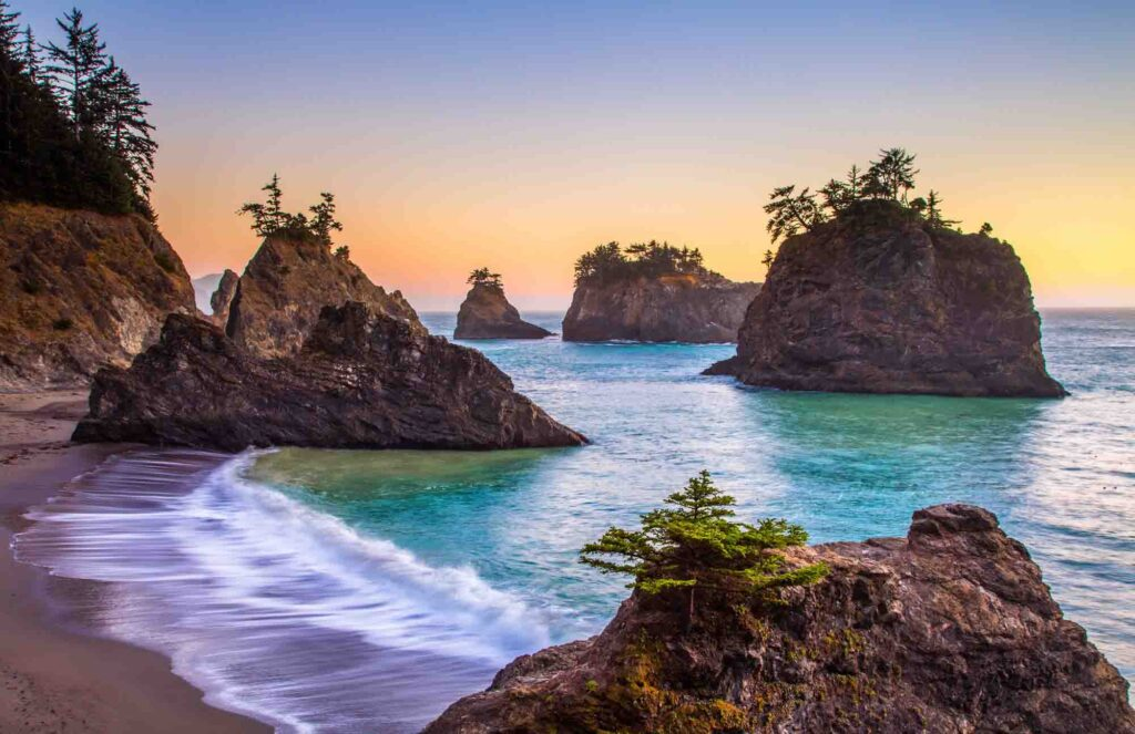 Cannon Beach is one of the best places to visit in the US