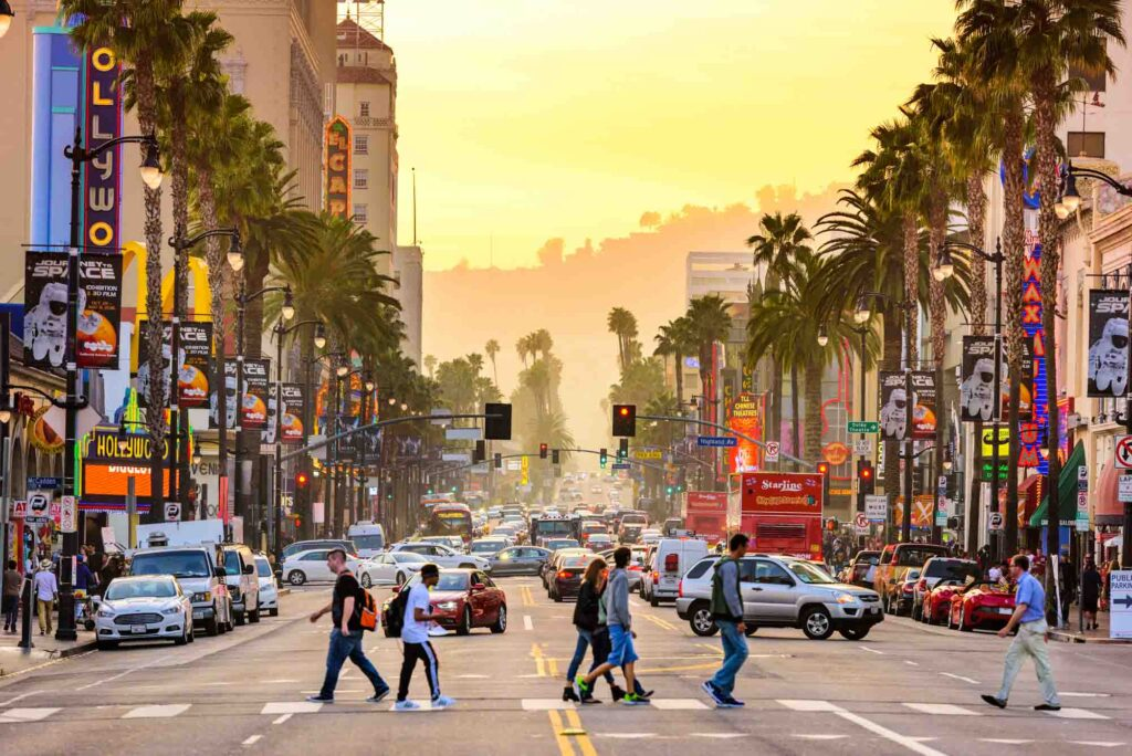 Los Angeles is one of the places to add to your USA bucket list