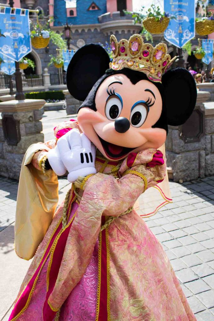 Disneyland is one of the places to add to your USA bucket list