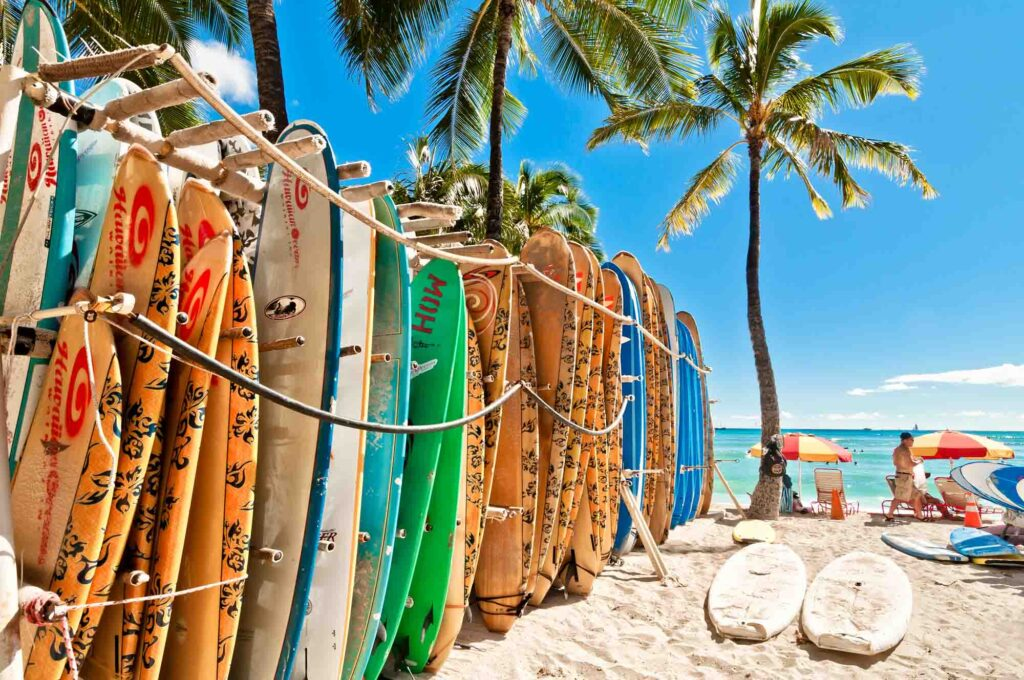 Oahu is one of the places to add to your USA bucket list