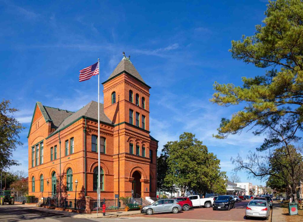 Visiting the Historical Museum is one of the best things to do in Jefferson, TX