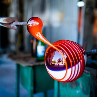 Appreciating art come to life at Wimberley Glassworks is one of the fun things to do in Wimberley, TX